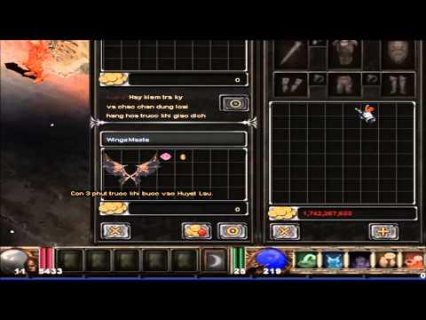 Hướng Dẫn Ép Wing 2.5 và Wing 4 MU Online - MUThoiGian.ORG