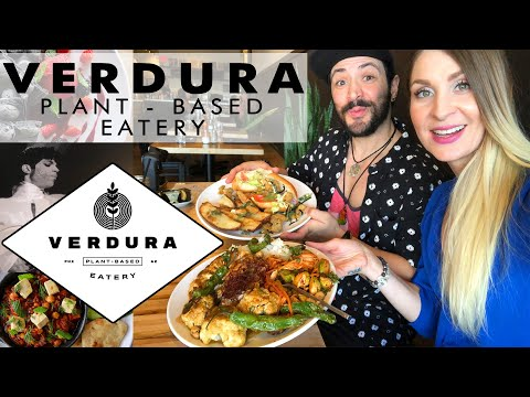 VERDURA - Plant Based Eatery - Vegan Food in Phoenix Arizona!