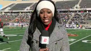 RENEE WASHINGTON: ESPN/FOX SPORTS REPORTER, FEBRUARY 2020 REEL
