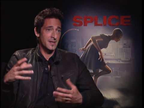 'Splice' Interview: Adrien Brody