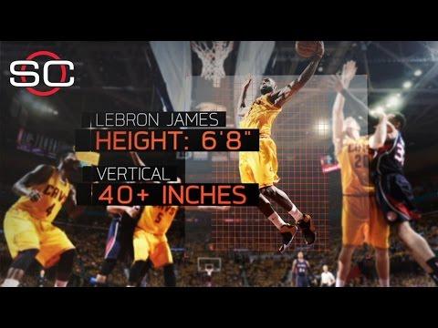 Sport Science: LeBron James' Court Excellence