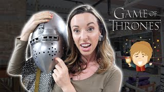 BEST NYC THINGS TO DO - GAME OF THRONES STYLE!