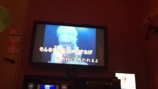 カラオケで歌ってみました♬‧*˚
