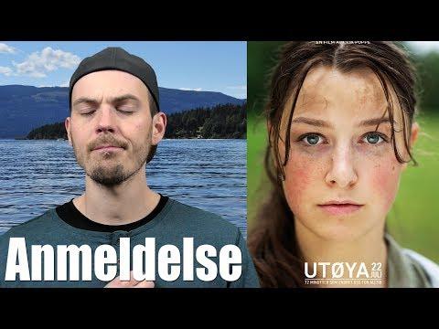 Utøya 22. juli Filmanmeldelse 2018   U: July 22 Review