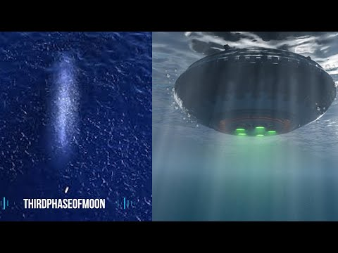 "D.O.D ""SEARCH"" For ""Underwater UFO Observables"" ?"