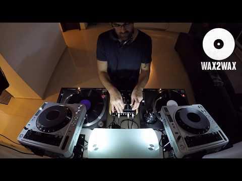 WAX2WAX - Episode 05 (Assaf Naftali) (E&S DJR200)