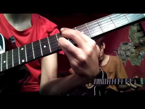 bebas merdeka - gitar cover