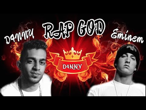 Eminem - Rap God (Cover By D4NNY)