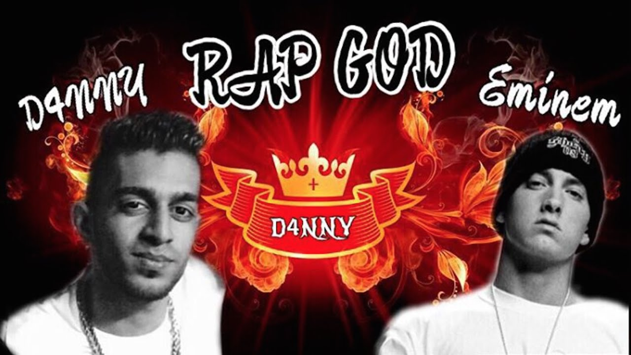Eminem - Rap God (Cover By D4NNY) - YouTube