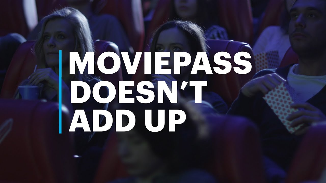 Moviepass Doesn't Add Up