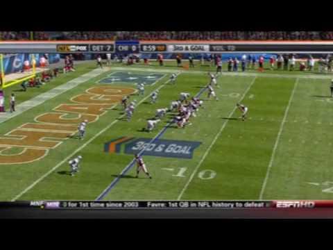 NFL week 4 plays (2009)