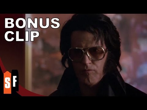 Bubba HoTep 2002  Bonus  1: Bruce Campbell On Becoming Elvis HD