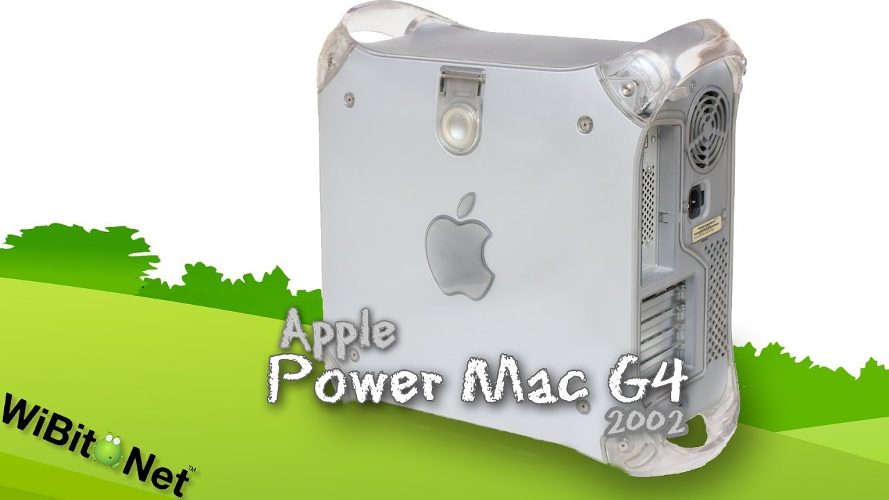 Apple Power Mac G4 QuickSilver 2002