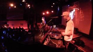 ROCCA / DJ NELSON / MARKO93 (1/2) . Hiphop Citoyens @ Casa Babylon . Cordoba 2013