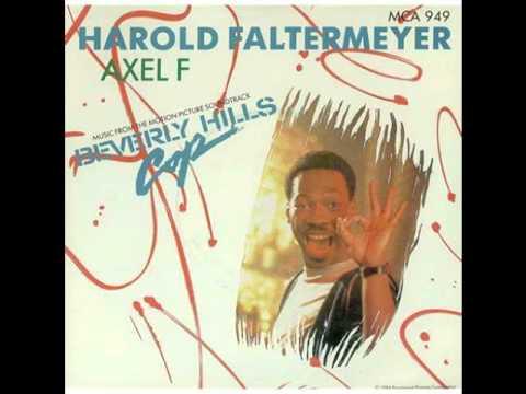 Harold Flatermeyer- Axel F (Full Version)
