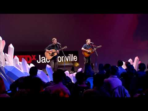 Intricate melodies & precision harmonies   The John Carver Band   TEDxJacksonville
