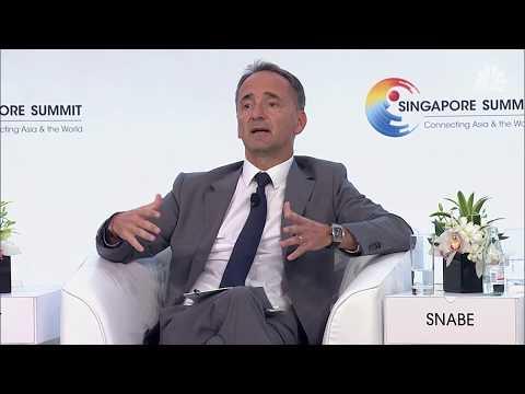 Sustainability and profits need not be a zero-sum game: Jim Hagemann Snabe    Singapore Summit