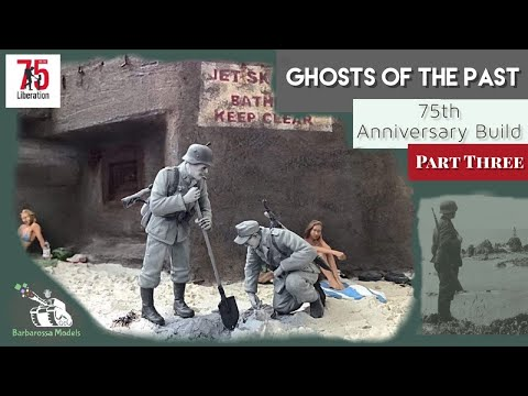 'Ghosts of the Past' Diorama - Part 3