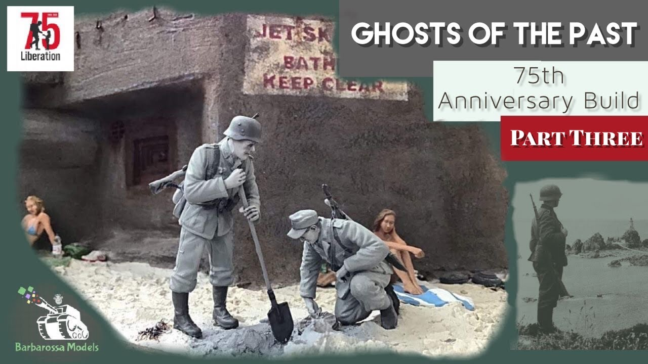 Download 'Ghosts of the Past' Diorama - Part 3