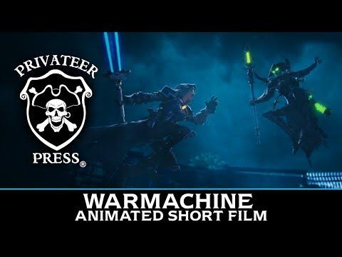 WARMACHINE Animated Short