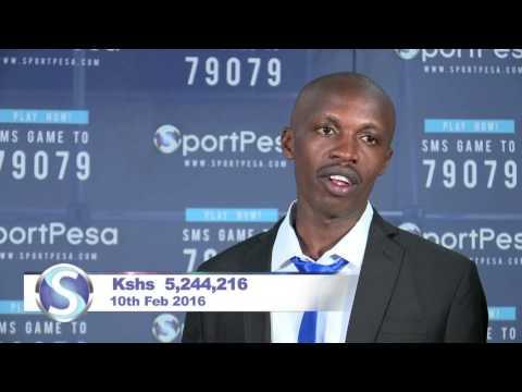 SportPesa Makes Millionaires Past & Present Winners Mashup