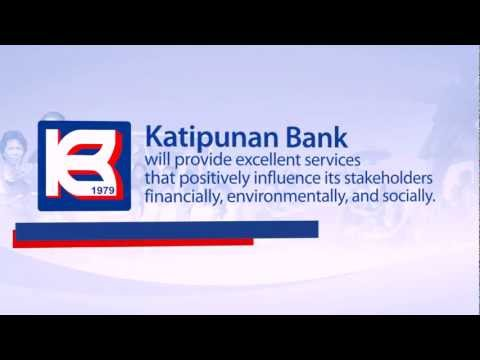 Katipunan Bank | Mission, Vision & Objectives