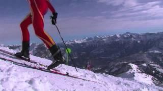 Le nombre de pratiquants de ski alpinisme ne cesse de croître (HD)