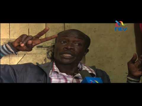 Witnesses in Mathare say GSU took aim at Stephanie Moraa