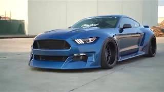 homepage tile video photo for SEMA 2018 Molded Clinched Mustang