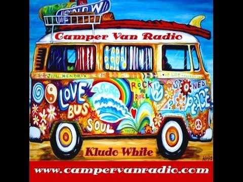 """Camper Van Driver"" by Kludo White from the Album ""Camper Van Radio"""