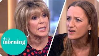 Repeat youtube video Fiery Debate Breaks Out Over Child Migrants Arriving In The UK | This Morning