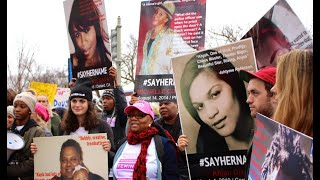 Four Years of #SayHerName