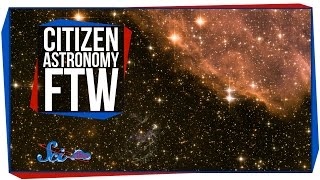 Citizen Astronomy FTW