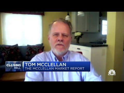 Oil prices have a lot higher to go: Tom McClellan