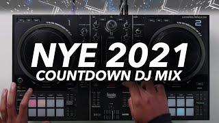 2021 COUNTDOWN DJ MIX - Happy New Year!