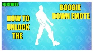 How to Unlock the Boogie Down Emote in Fortnite