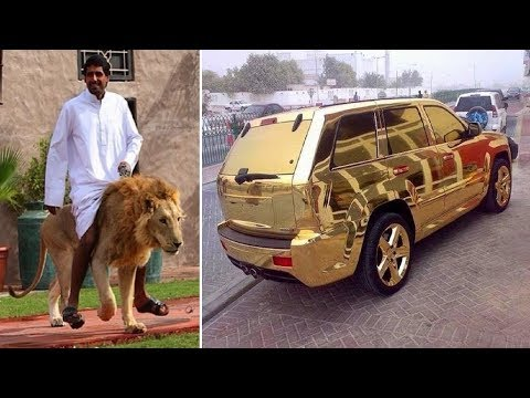 Weird Things That Happens Only in Dubai