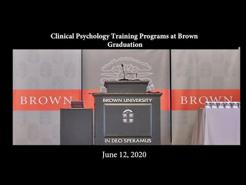 Department of Psychiatry and Human Behavior - The 45th Annual Graduation - Clinical Breakout