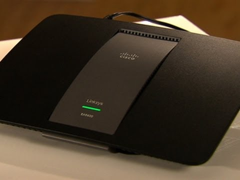 The Linksys EA6400 Smart Wi-Fi router is an OK deal