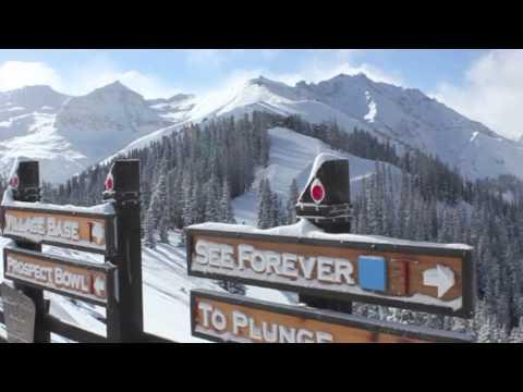 Backcountry, Slackcountry and Resort Skiing Colorado