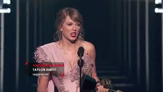 Baixar Reputation Top Selling Album | Taylor Swift