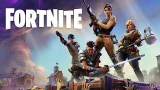 Fortnite - оборона базы, игра с подписчиками и открытие кейсов (бедные ламы...)!