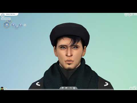 THE SIMS 4 | CAS | MIGUEL MITCHELLE |