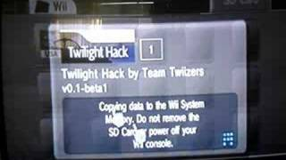 How to install geckoOS on your wii