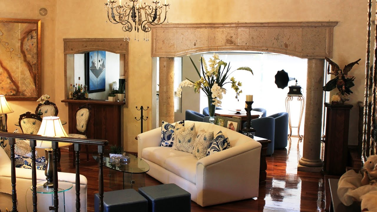 ANTES Y DESPUES de 10 CASAS Remodelacion , diseño y ... on Interiores De Casas Modernas  id=94693