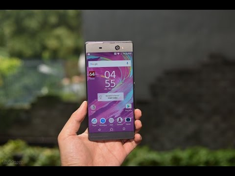 Tinhte.vn - Trên tay Sony Xperia XA Ultra