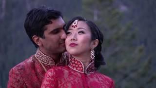 Leslie & Rajwanth - Wedding Highlights Next Day Edit