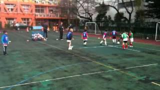 Tokyo International School Japan V Cameroon!