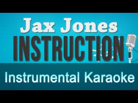 Jax Jones ft. Demi Lovato & Stefflon Don - Instruction Instrumental Karaoke