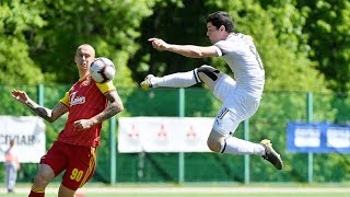 Видеообзор матча «Арсенал»-М (Тула) – «Краснодар»-М